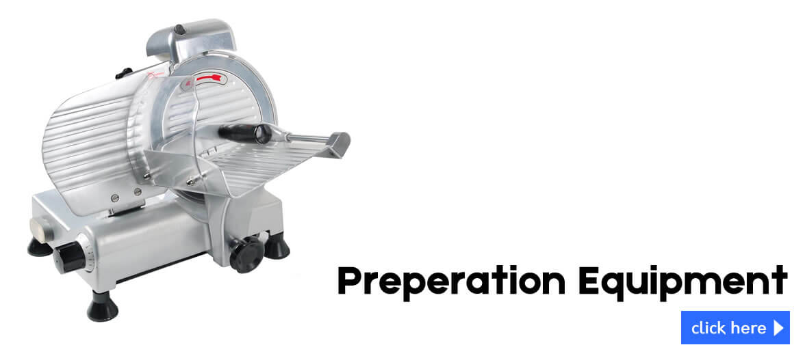 browse all of our used catering preparation equipment