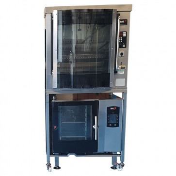 BKI Rotisserie Oven and Combi Oven