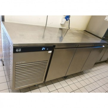 Used Foster EcoPro G2 Refrigererator Counter EP1/3H