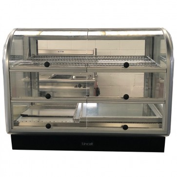 Lincat Counter Top Curved Front Refrigerated Merchandiser C6R/100SU