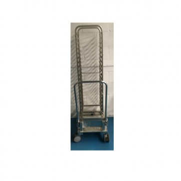 Used Rational mobile oven rack