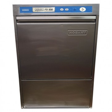 Used Hobart FX 800 Under Counter Dishwasher