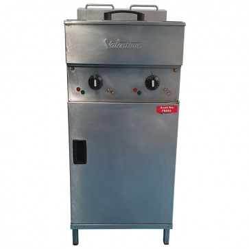 Used Valentine Twin Electric Fryer