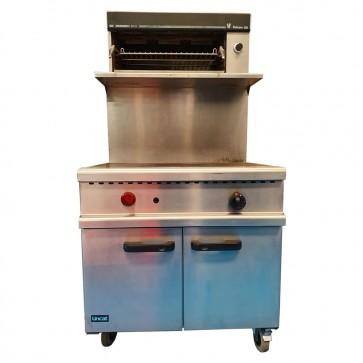 Lincat Boiling Top, Oven and Falcon Salamander