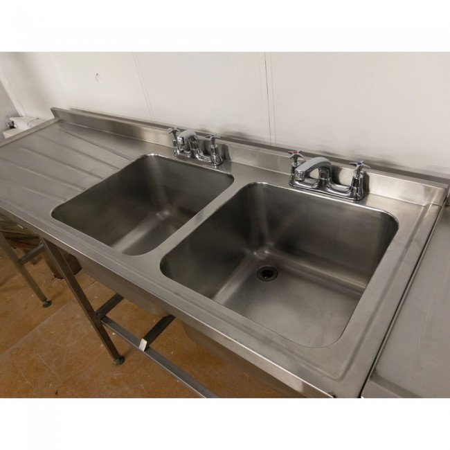 used commercial kitchen sinks stainless steel stainless steel basin sink 9558