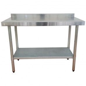 Used Stainless Steel Table 120cm