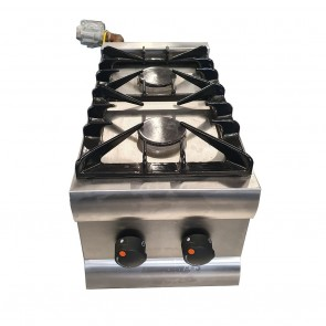Lincat Silverlink 600 Natural Gas Counter-Top Boiling Top