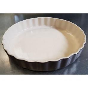 Brown Tart Dish