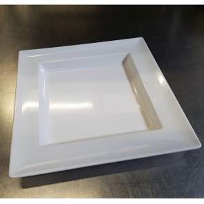 Square Ceramic Dining Plate