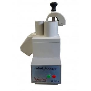 Robot Coupe R301 Food Processor With Veg Prep Attachment