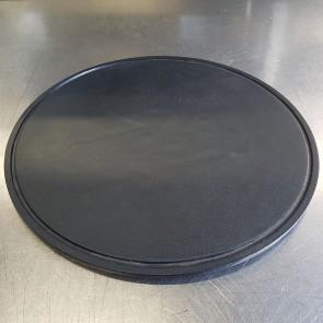 Set of 15 Dalebrook Slate Effect Melamine Canapes Cake Display Serving Tray Platter - Black