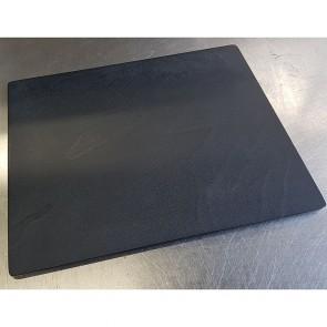 Set of 16 Dalebrook Black 1/2 Size Slate Effect Melamine Tray