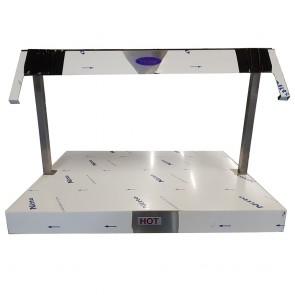 Unused Victor Heated Display Unit with Heated Gantry