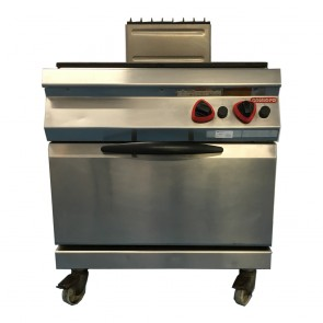 Used Angelo Po Oven and Boiling Table