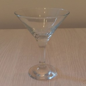 Bistro Martini Glasses