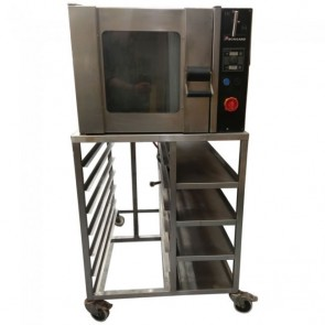 Bongard Bakery Oven and Stand