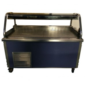 Used Cold Servery Unit on Wheels