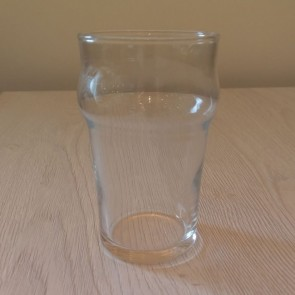 Nonic Half Pint Glasses with CE Mark