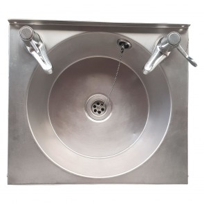 Used Stainless Steel Mini Wash Basin