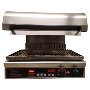 Used Hatco energy saving rise and fall salamander electric grill QTS-1