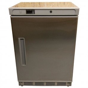 Model HF200 S/S FED Commercial Bar Freezer
