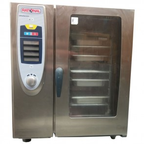 Rational SCC 10 Grid (Self Cooking Centre) 101 Combi Oven