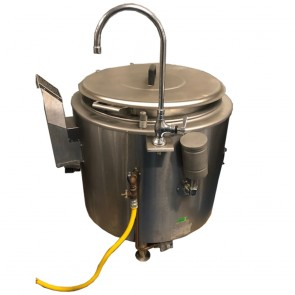 FALCON DOMINATOR BOILING PAN NATURAL GAS