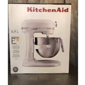 BRAND NEW BOXED Kitchen Aid Heavy Duty Stand Mixer 5KSM7591XBWH Electric Single Phase