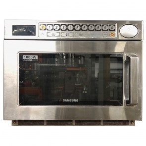 Used Samsung CM1029 Commercial Microwave Single Phase