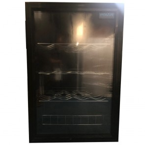 Polar C-Series 48 Bottle Under Counter Wine Fridge CE204 Single Phase