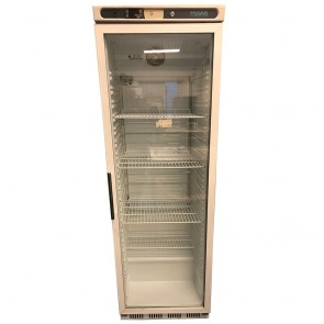 Polar Upright Display Fridge 400Ltr CD087