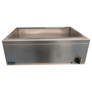 Used Lincat Bain Marie - Wet Heat - LBM2W