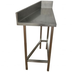 Used Stainless steel narrow table