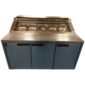 Used Williams Pizza Prep Unit