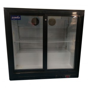 Used Undercounter Double Door Fridge