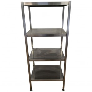 Stainless Steel Commercial Shelving