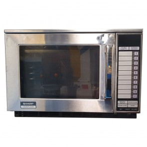 Sharp 1900 Watt R-23AM Commercial Microwave