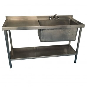 Used single base sink