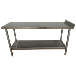 Used Stainless steel shelf and table