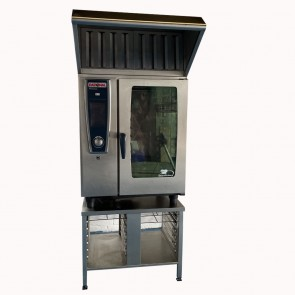 Rational 10 Grid Electric Self Cooking Center / Combination Oven