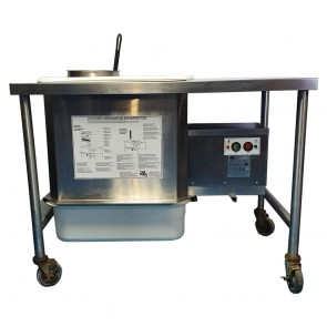 Ayrking Breader Blender Sifting Table BBS-EC2