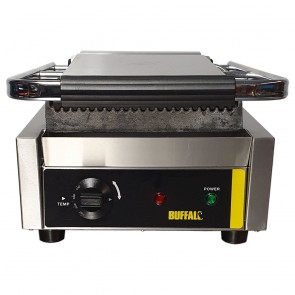 Buffalo Bistro Single Contact Grill