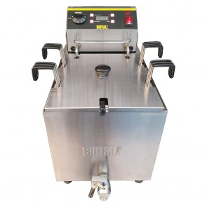 Used Buffalo Pasta Cooker with Timer - GH160