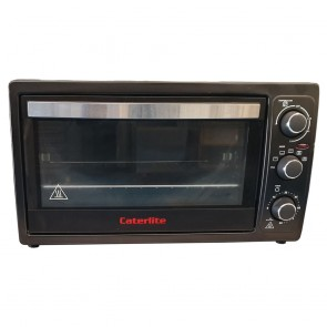 Caterlite CM272 38 Ltr Mini Oven With Rotisserie Function