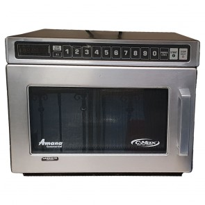 Used Amana C-Max Commercial Microwave