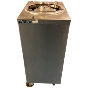 Used Victor Commercial Plate Warmer