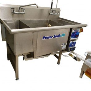 Used Power Soak Commercial Wash System