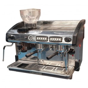 Expobar 2 Group Coffee Machine with Built in Grinder