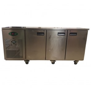 Used Foster EPRO1/3H 3 Door Counter Fridge