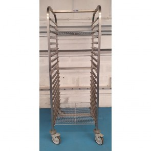 Used 2/1 Gastronom Trolley